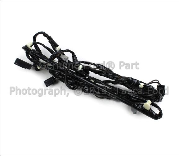 ford harness wiring light f350 2007 marker roof 2001 f250 f450 oem sd f550