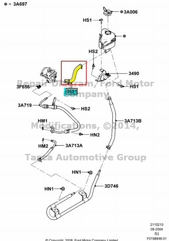 Ford Explorer Engine Diagram Power Steering. Ford. Tractor