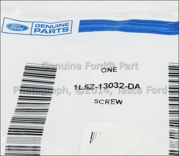 Genuine Ford Adjuster 1L5Z-13032-DA