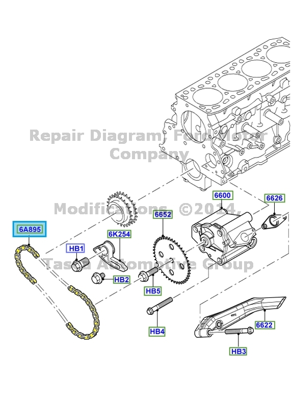 brand-new-oem-engine-oil-pump-drive-chain-