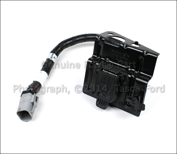 1 new oem 4 pin & 7 pin trailer tow wire wiring harness kit 2002 04 ford wiring harness kits at honlapkeszites.co