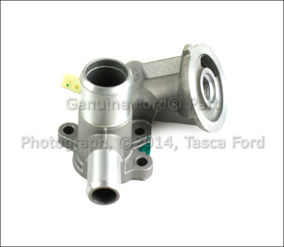 Brand New Genuine Ford Oem Engine Oil Filter Adapter