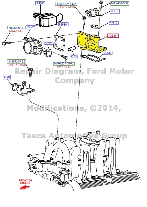 4 6l triton engine diagram wiring diagrams instructions ford 5.4 triton diagram brand new oem throttle body spacer 2003 2004 4 6l expedition 2002 rh ebay ford 46 ford 4 6l engine vacum diagram