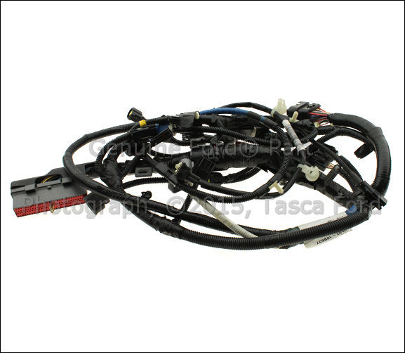 image is loading oem-engine-transmission-main-wiring-wire-harness-explorer-