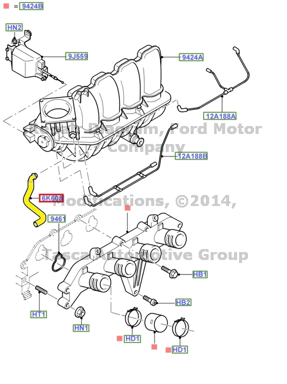 2004 ford svt focus engine diagram