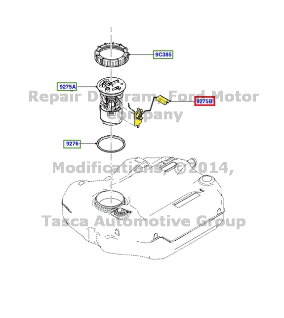 2004 Ford Focus Fuel System Diagram - Wiring Diagrams