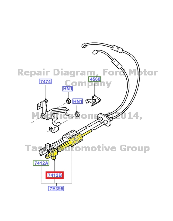 5 Sd Manual Transmission Diagram Ford Focus. Ford. Auto