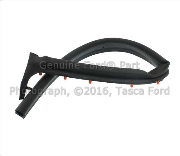 2010 Ford Transit Connect Cargo Van For Sale In Houston: NEW OEM RIGHT SIDE REAR DOOR LOWER WEATHERSTRIP 2010-2013