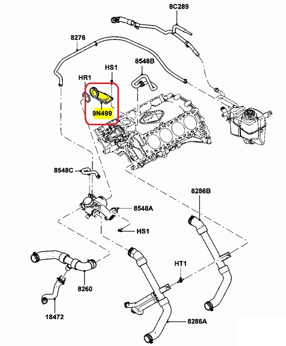 Lincoln Ls 3 9l Engine Cooling Parts Diagram on lincoln wiring diagrams