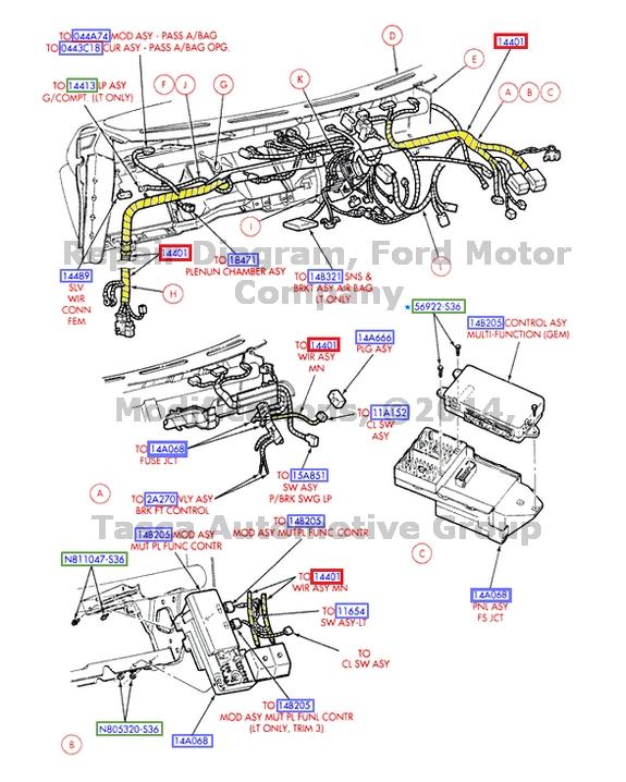 new oem fuse junction panel 2003 2004 f250 f350 f450 f550. Black Bedroom Furniture Sets. Home Design Ideas