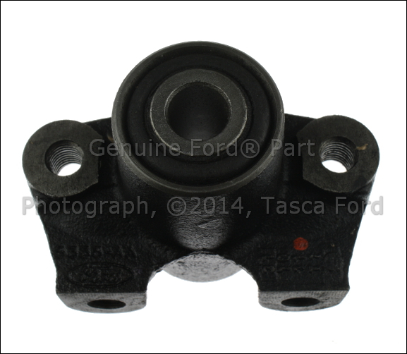 NEW OEM FRONT LEAF SPRING REAR SHACKLE BRACKET FORD F ...
