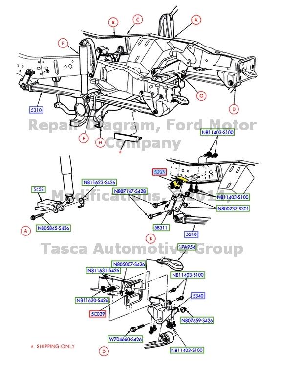 2004 F250 Front Sway Bar Parts Diagram Html Autos Post