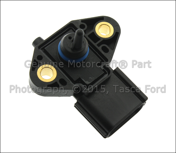 Brand New Ford Lincoln Mercury Fuel Injector Pressure Sensor 3F2Z 9G756 AC
