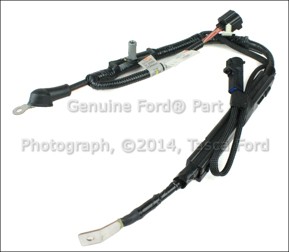 0 brand new oem alternator wiring 2003 2004 ford expedition 3l1z Capacitor 2004 Ford Expedition at gsmx.co