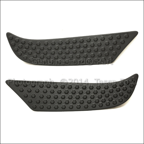 2005 Ford Explorer Sport Trac Interior: NEW OEM REAR BUMPER STEP PADS FORD EXPLORER SPORT TRAC