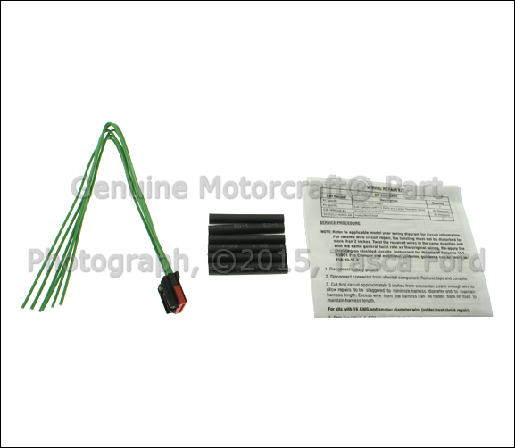 NEW OEM 6 CAV PIGTAIL HARNESS WIRE WIRING FREESTAR FUSION