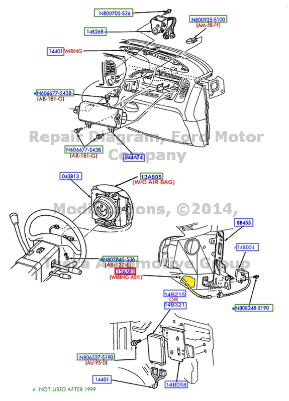 Oem Engine Control Sensor Wire 2004 F250 F350 F450 F550 60l V8. Is Loading Oemenginecontrolsensorwire2004f250f350. Ford. Ford F250 1986 Engine Control Module Wiring Diagram All About At Eloancard.info