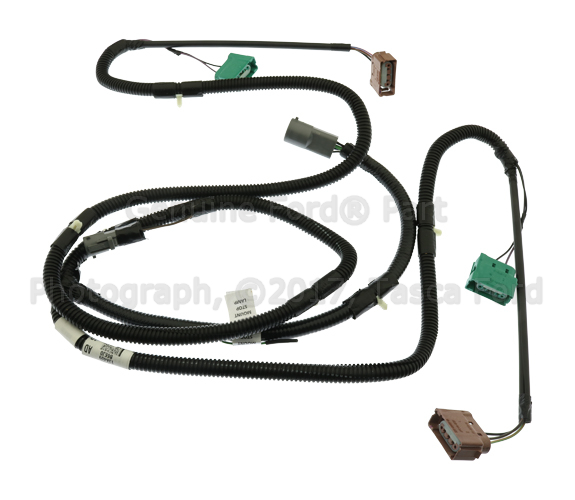 brand new oem roof interior wire harness 2004 07 f250 f350. Black Bedroom Furniture Sets. Home Design Ideas