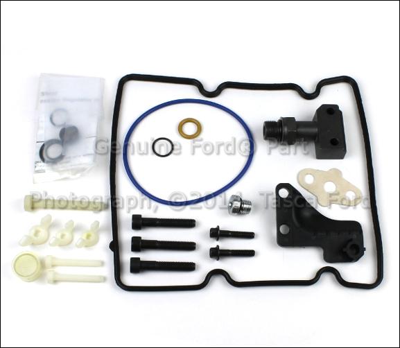 Ford Oem 4c3z9b246f Fuel Injector Pump Fuel Injection Pump O Ring Ebay