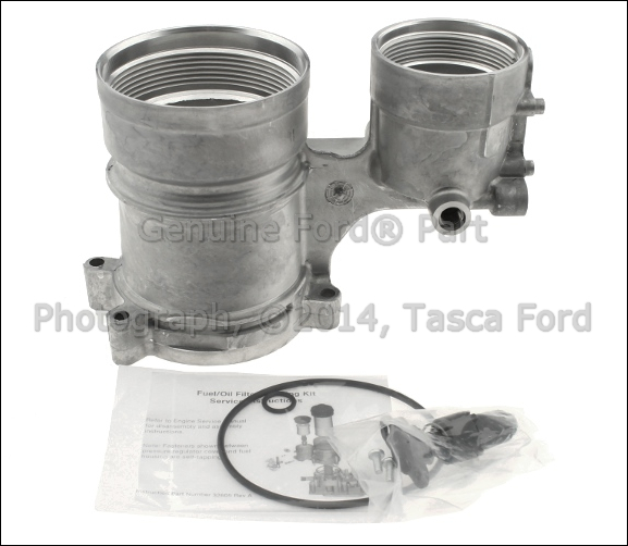 Fuel Filter Location 2004: NEW OEM ENGINE FUEL FILTER FORD 2004-05 EXCURSION 2004-07