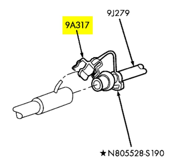 2y04o 1992 Ford Ranger Look Fuel Cut Off Switch also Tesneni Saciho Potrubi Ms96587 Escalade 2004 2005 5 3 L together with 1146228 Updated Replaced Some Stuff Brakes Still Suck as well 201561870095 furthermore Mercury Mystique 2 5 2002 Specs And Images. on 88 mercury sable
