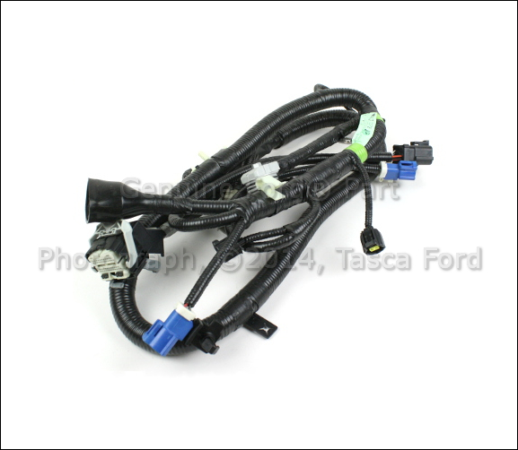 1 brand new oem engine transmission wiring harness 2004 2005 transmission wiring harness for kia sportage at gsmx.co