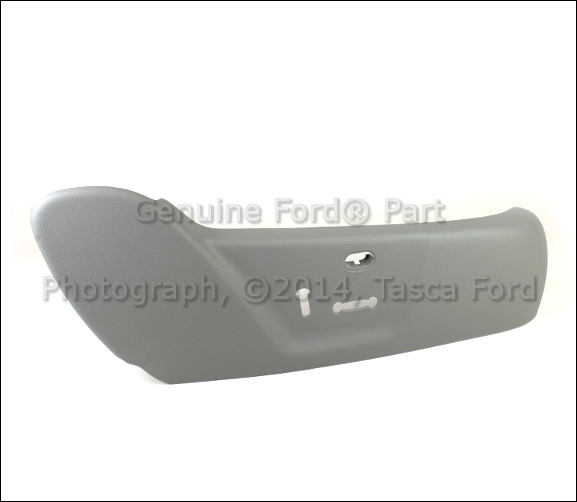 Lincoln Navigator Front RH Pass Side Seat Cushion Valance 4L7Z 7862186 AAA