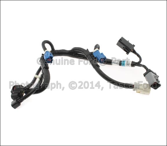 new oem 4 speed auto transmission wiring harness 2005 06. Black Bedroom Furniture Sets. Home Design Ideas