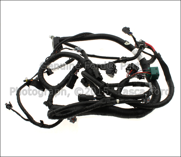 new oem engine compartment main harness 2005 f250 f350. Black Bedroom Furniture Sets. Home Design Ideas