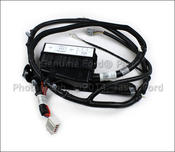 new oem upfitter switch jumper wiring harness 05 06 ford f250 f350 rh ebay com 06 Ford F- 150 1900 Ford F-250