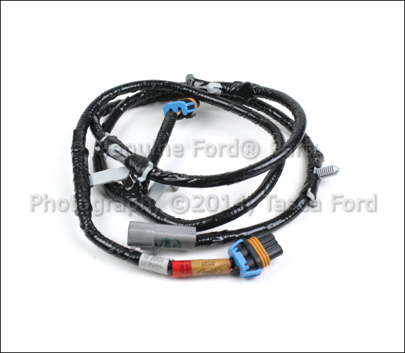 0 brand new oem fog light wiring harness ford f250 f350 f450 f550 sd ford excursion wiring harness at gsmx.co