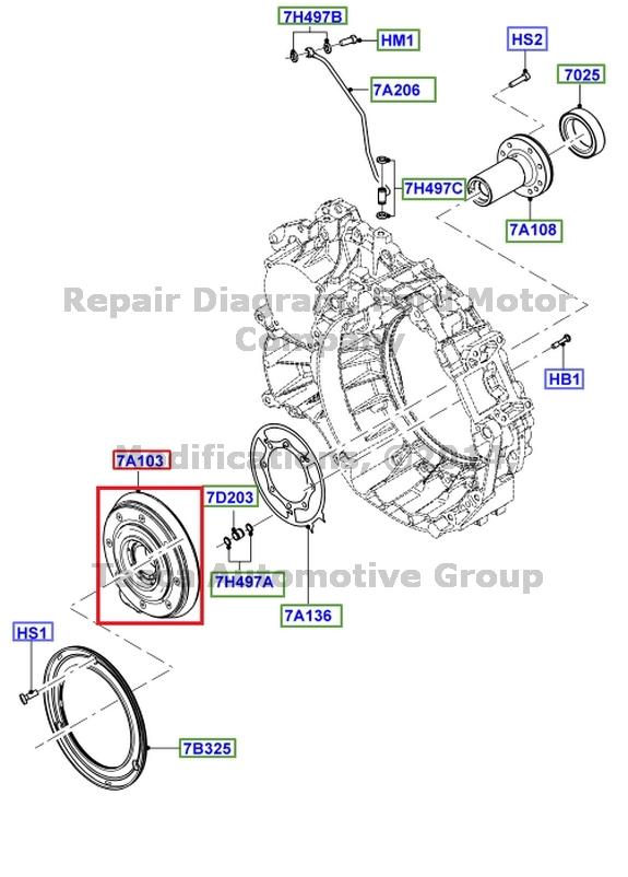 Ford cvt Transmission Manual