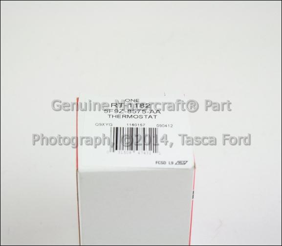 brand new oem thermostat 2005 2007 ford five hundred. Black Bedroom Furniture Sets. Home Design Ideas