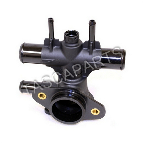 Brand New Ford Oem 30l V6 24v Dohc Thermostat Housing 5f9z8592ba Rhebay: Ford Freestyle 2005 Thermostat Location At Gmaili.net
