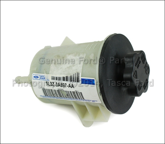 Image Is Loading New Oem Steering Fluid Reservoir Ford Expedition