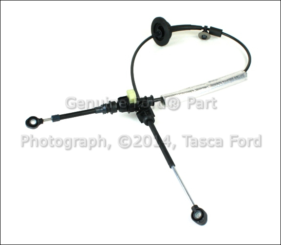 brand new oem shift cable 2005  5r55e automatic transmission