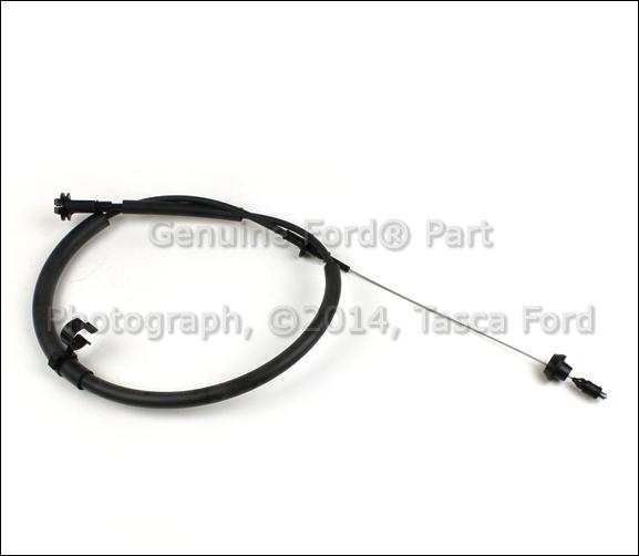 BRAND-NEW-OEM-THROTTLE-CONTROL-CABLE-2001-2005-FORD-ESCAPE-3-0L-V6-24V-DOHC-EFI thumbnail 2
