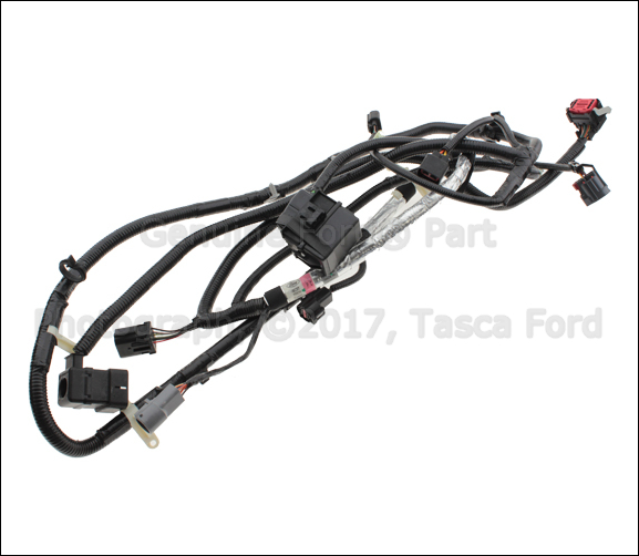 0 new oem engine trans wiring 2006 2007 ford f250 f350 f450 f550 15525 wire harness at cita.asia