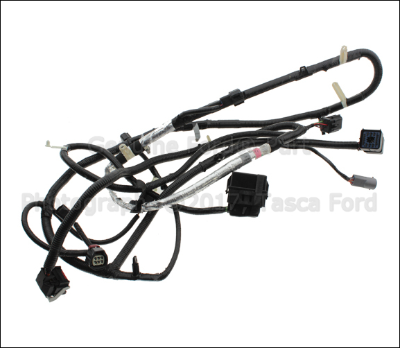 2 new oem engine trans wiring 2006 2007 ford f250 f350 f450 f550 15525 wire harness at cita.asia