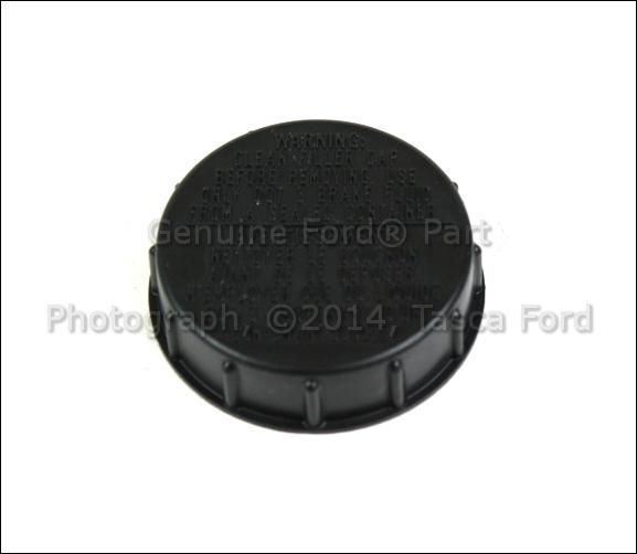 Image Is Loading New Oem Brake Master Cylinder Cap Ford Fusion