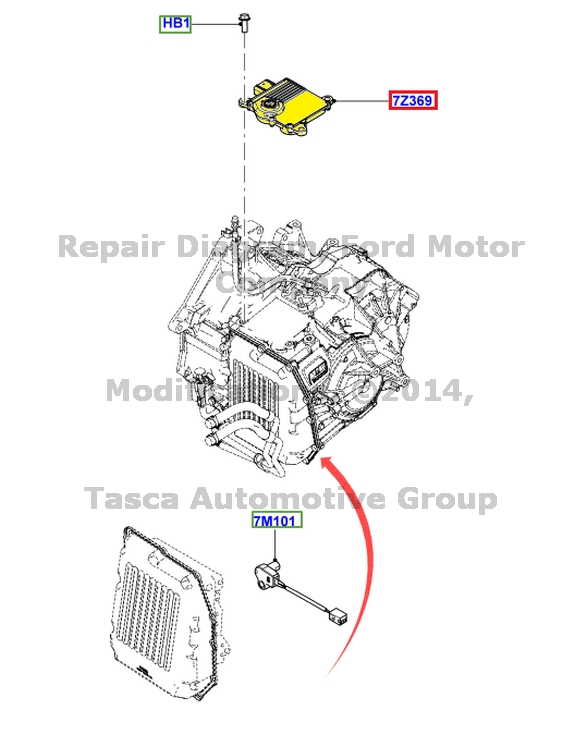 new oem transmission control module 2006