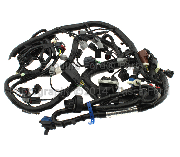 new oem transmission wiring harness ford explorer sport trac mercury rh ebay com ford wiring harness diagram radio ford wiring harness connectors