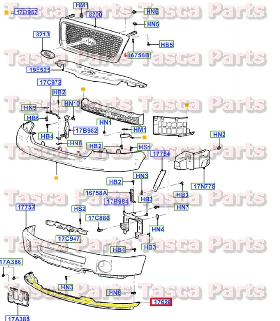Ford F 150 Oem Parts Diagram Wiring Diagram Update