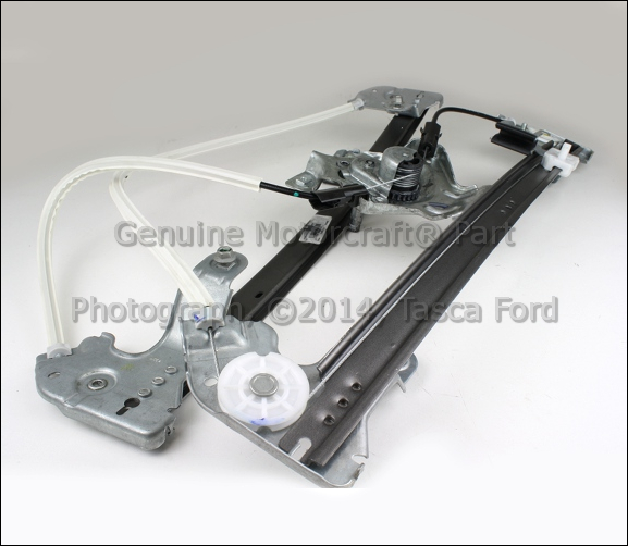 Brand new oem lh side front manual window regulator 2004 for 04 f150 window regulator replacement