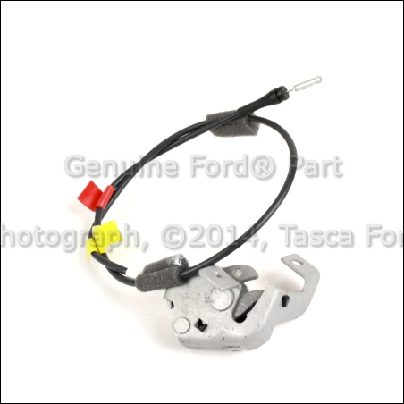 Details About New Oem Lh Side Rear Upper Door Latch W Cable 1999 2004 Ford F150 1999 F250