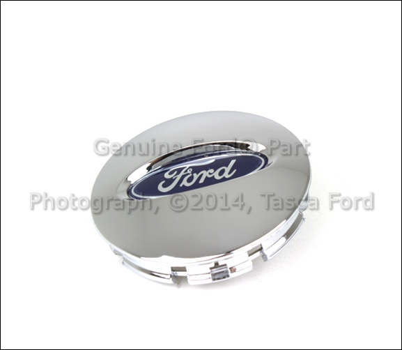 NEW OEM CHROME WHEEL COVER CENTER CAP FORD EXPEDITION F150 #7L1Z 1130