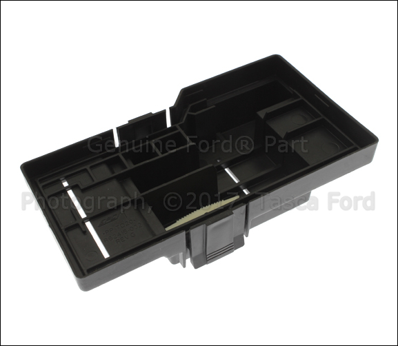 new oem glove compartment fuse panel cover ford lincoln. Black Bedroom Furniture Sets. Home Design Ideas