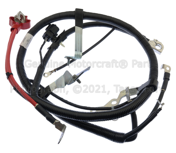 oem battery cable set explorer sport trac explorer mountaineer 6 cyl engine