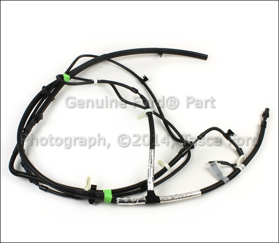 Brand New Oem Auto Hub Lock Operating Vacuum Tube Hose
