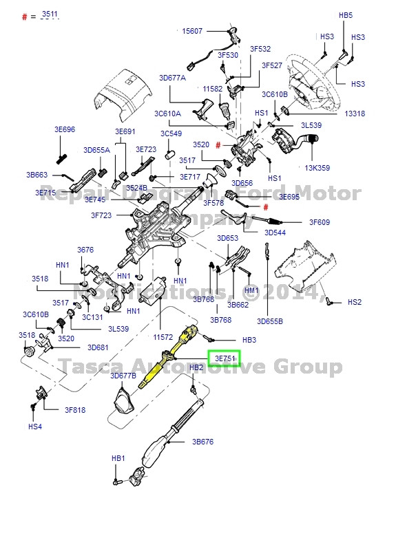 2001 Ford Explorer Steering Wheel Wiring Diagram Detailed